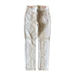 Calça Animale Feminina Jeans Estampa Cobra
