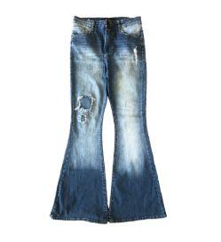 Calça Animale Feminina  Jeans Flaire