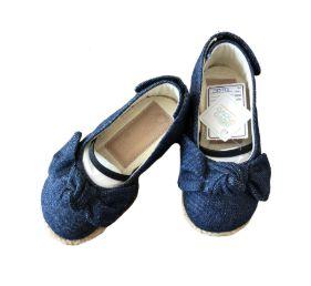 Sapatilha Jeans  Ararajuba