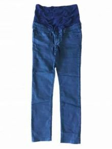 Calça Jeans Gestante Mama H&M