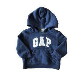Moletom Azul Marinho com Capuz Baby Gap
