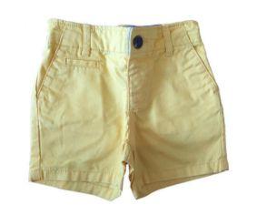 Shorts Amarelo Baby Gap