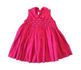Vestido Vermelho Casa de Abelha Beija Flor