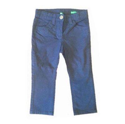 Calça Jeans Azul Benetton