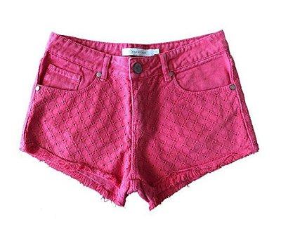 Shorts Vermelho Bobstore
