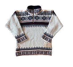Blusa de Lã Natural Style