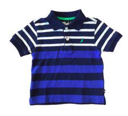 Camisa Polo Listrada Nautica