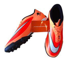 Chuteira Hypervenom Laranja Nike