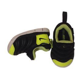 Tênis Preto e Amarelo Flúor Nike