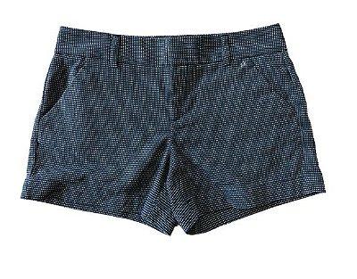 Shorts Preto Poá Calvin Klein