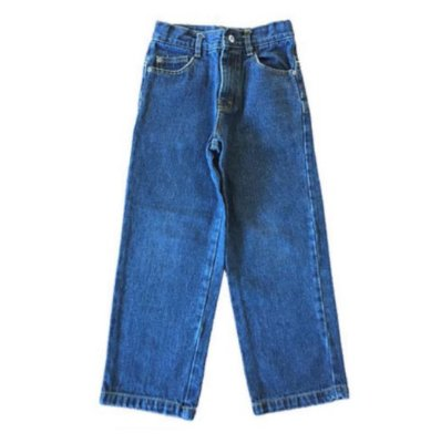 Calça Jeans Escuro Calvin Klein
