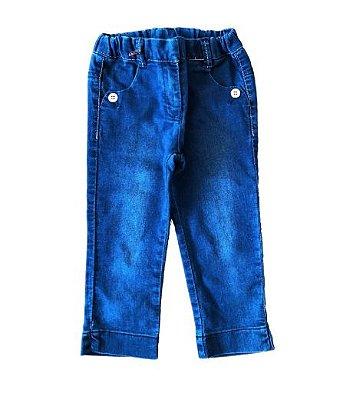 Calça Jeans Escura Chicco