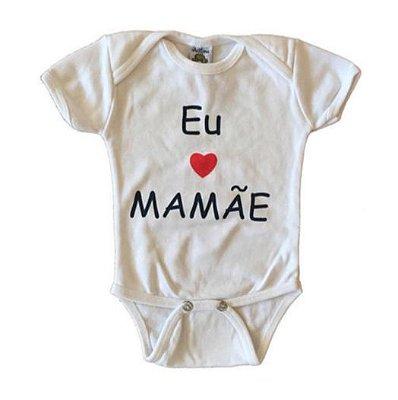 Body Eu amo Mamãe