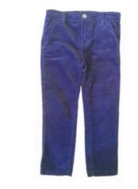 Calça Veludo Azul Marinho OshKosh