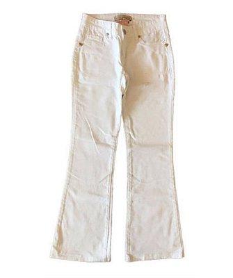 Calça Branca Costume