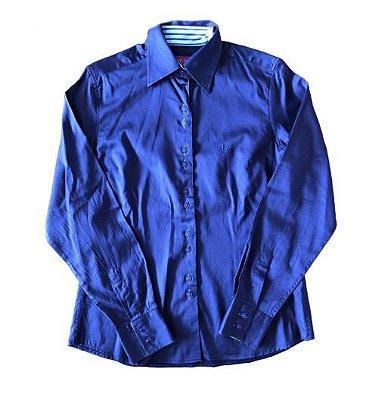 Camisa Roxa Dudalina