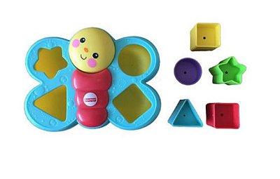 Brinquedo Borboleta Fisher Price