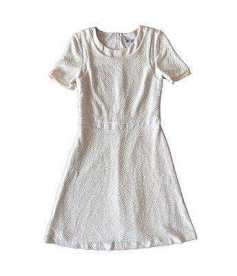 Vestido Branco Gregory