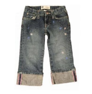 Calça Jeans Capri Gap Kids