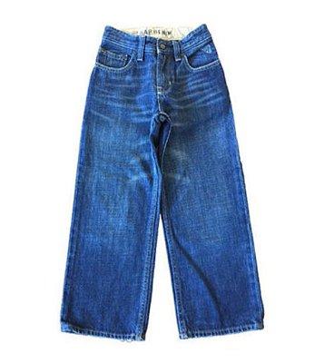 Calça Jeans Escuro Gap