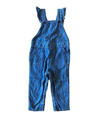 Macacão Jeans Gap Kids