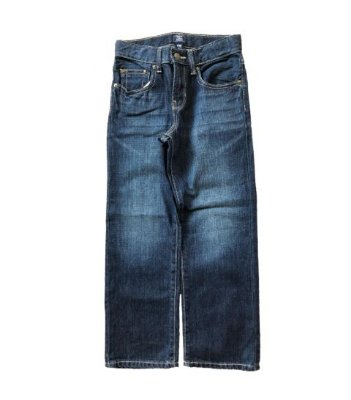 Calça Jeans Escura Reta Gap Kids