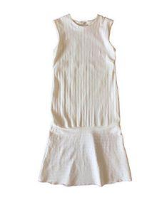 Vestido Branco Midi Osklen