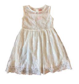 Vestido Branco de Renda Palomino