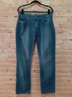 Calça Jeans Preta Calvin Klein