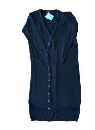 Blusão de Tricot Aberto Reserved