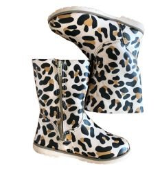 Bota Animal Print Pampili