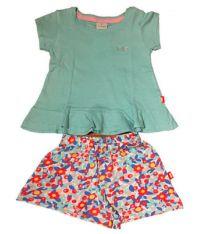 Conjunto Blusa e Shorts Puc