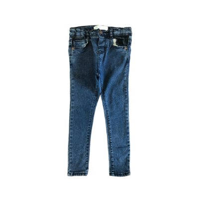 Calça Jeans Skinny Zara Baby