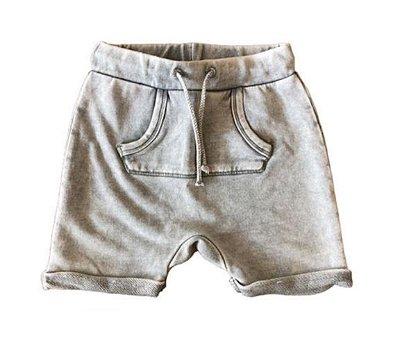 Shorts Saruel Cinza H&M