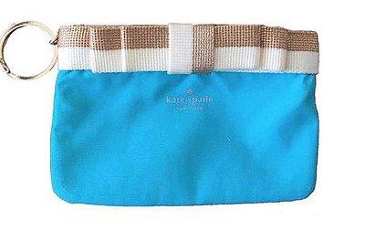 Mini Necessaire Azul Tiffany Kate Spade