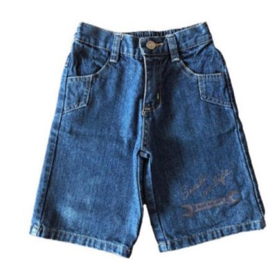 Bermuda Jeans Kids Land