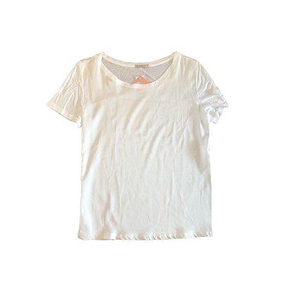 Blusa Branca Costume