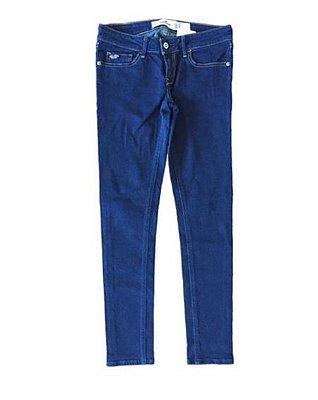 Calça Jeans Escura Hollister