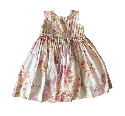 Vestido Florido com Calcinha Kopela