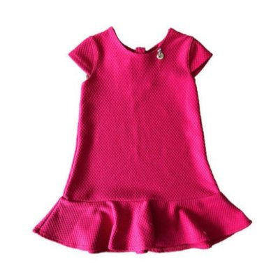 Vestido Vermelho Le Petit Kukiê