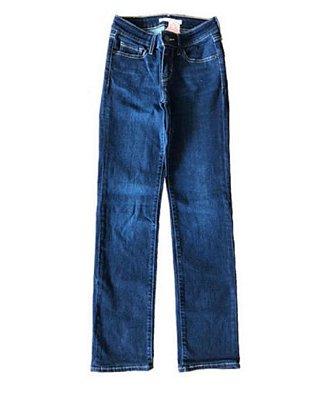 Calça Jeans Escura reta Levi's
