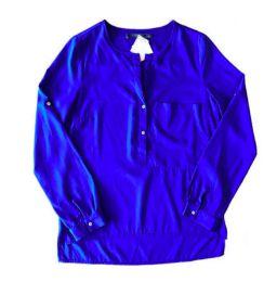 Camisa Azul Royal YSC