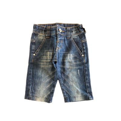 Bermuda Jeans Planet Kids