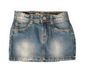 Saia Jeans Terra Nova Kids