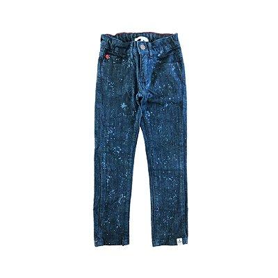 Calça Jeans Manchas Richards Kids