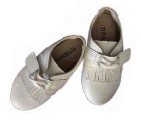 Sapato Branco Oxford Titishoe