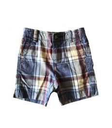 Shorts Xadrez Tommy Hilfinger