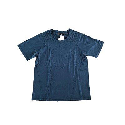 Blusa Azul Marinho Mixed