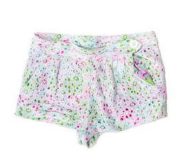 Shorts Colorido Zara