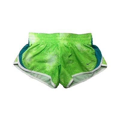 Shorts Verde Nike